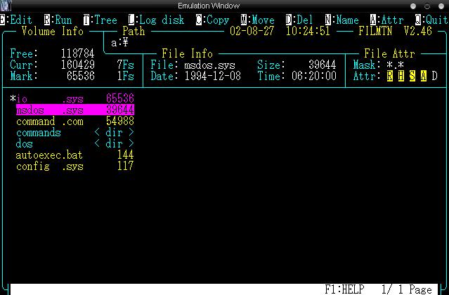 Эмуляция NEC PC-8801 и NEC PC-9801 (PC-88 и PC-98)   Форум