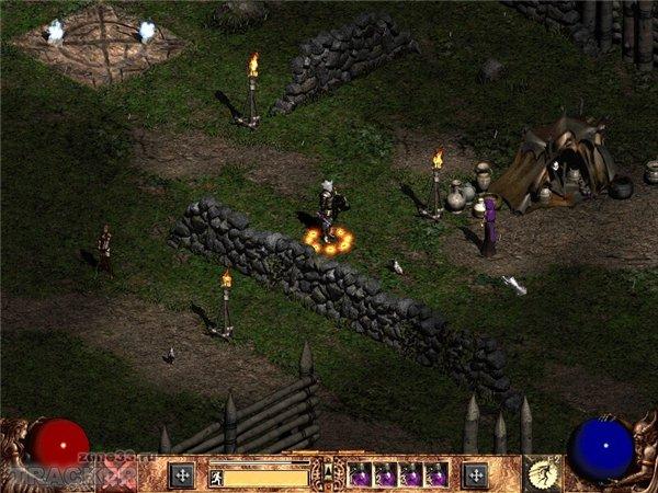 Diablo 2 fury within скачать торрент