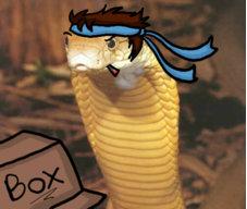 Evil Snake