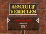 [Скриншот: Assault Vehicles]