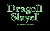 [Dragon Slayer: The Legend of Heroes - скриншот №1]