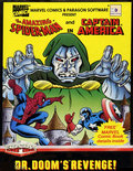 The Amazing Spider-Man and Captain America in Dr. Doom's Revenge!