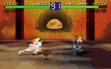 [Battle Arena Toshinden - скриншот №6]