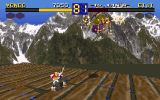 [Скриншот: Battle Arena Toshinden]