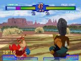 [Скриншот: Battle Arena Toshinden 2]
