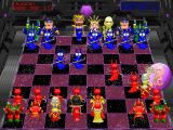 [Скриншот: Battle Chess 4000]