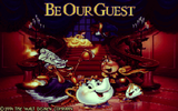[Скриншот: Be Our Guest]