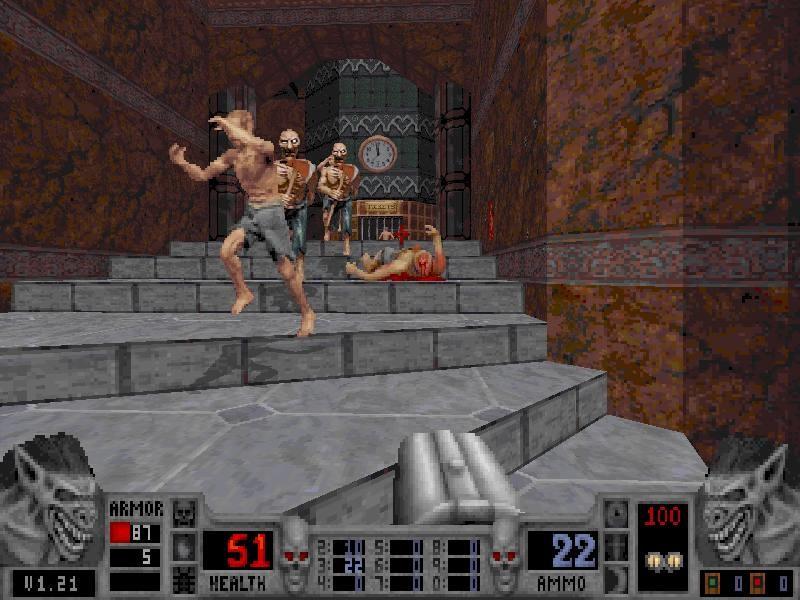 игра Blood 1997 скачать торрент - фото 11