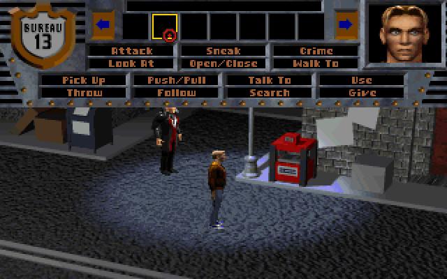 Bureau 13 1995 dos for Bureau 13 game