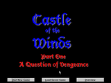[Castle of the Winds I: A Question of Vengeance - скриншот №1]