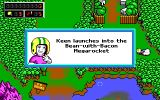 "[Commander Keen in ""Goodbye, Galaxy!"": Episode One - Secret of the Oracle - скриншот №15]"
