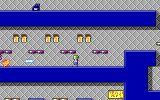 "[Скриншот: Commander Keen in ""Invasion of the Vorticons"": Episode Two - The Earth Explodes]"