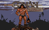 [Скриншот: Conan the Cimmerian]