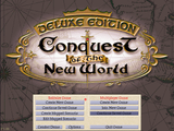 [Conquest of the New World (Deluxe Edition) - скриншот №1]