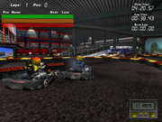 Coronel Indoor Kartracing