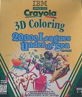 Crayola's 3D Coloring: 20,000 Leagues Under the Sea