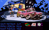 [Day of the Tentacle - скриншот №10]