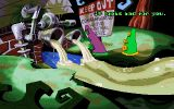 [Day of the Tentacle - скриншот №1]