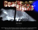 [Скриншот: Dead to Rights]