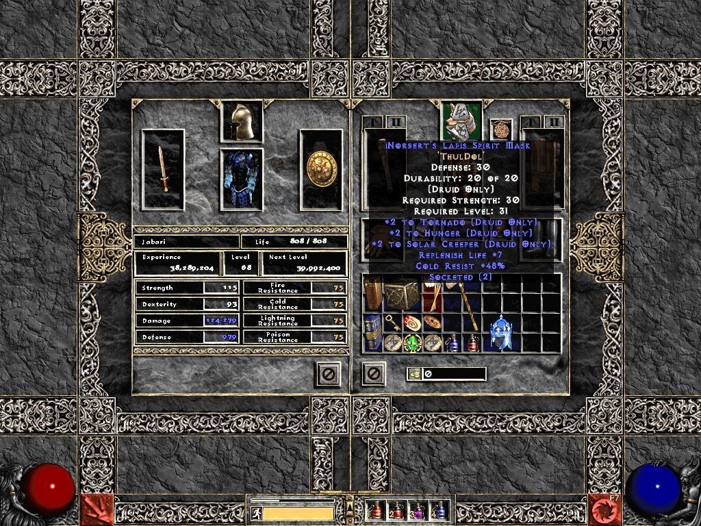 Diablo 2 lord of destruction об игре - Бесплатный архив цифровых иллюстраций