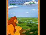 Disney's Animated Storybook: The Lion King