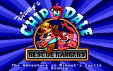 [Скриншот: Disney's Chip 'N Dale Rescue Rangers: The Adventure in Nimnul's Castle]