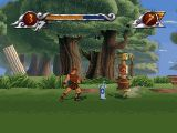 [Disney's Hercules Action Game - скриншот №9]