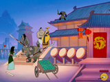 [Disney's Mulan Animated Storybook: A Story Waiting For You To Make It Happen - скриншот №20]