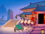 [Disney's Mulan Animated Storybook: A Story Waiting For You To Make It Happen - скриншот №21]