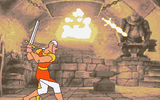 [Скриншот: Dragon's Lair: Escape from Singe's Castle]