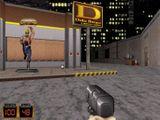 [Скриншот: Duke Nukem 3D: Atomic Edition]