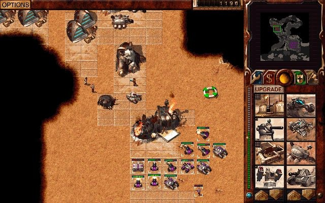 Dune 2000: Long Live the Fighters! (1998 - Windows ...
