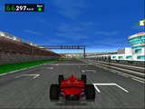 [Скриншот: F1 Racing Simulation]