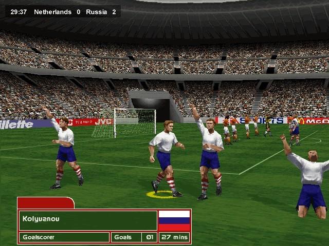 скачать через торрент Fifa 98 - фото 11