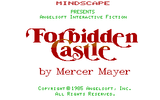 Forbidden Castle