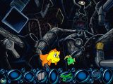 [Скриншот: Freddi Fish 2: The Case of the Haunted Schoolhouse]