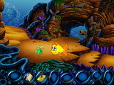 [Скриншот: Freddi Fish 3: The Case of the Stolen Conch Shell]