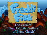 [Скриншот: Freddi Fish 4: The Case of the Hogfish Rustlers of Briny Gulch]