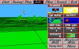 [Скриншот: Greg Norman's Shark Attack!: The Ultimate Golf Simulator]