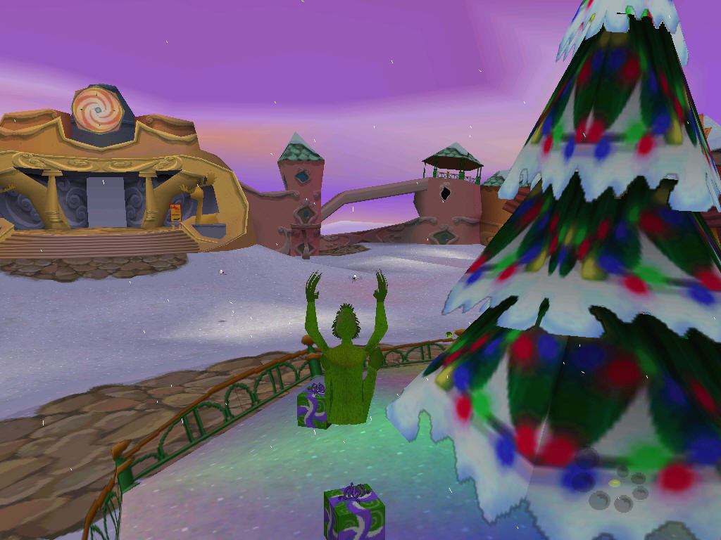 Гринч похититель рождества скачать игру на пк