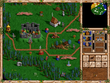 [Heroes of Might and Magic II Gold - скриншот №5]