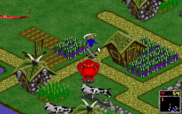 Resultado de imagen para The horde game