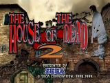 [The House of the Dead 2 - скриншот №1]