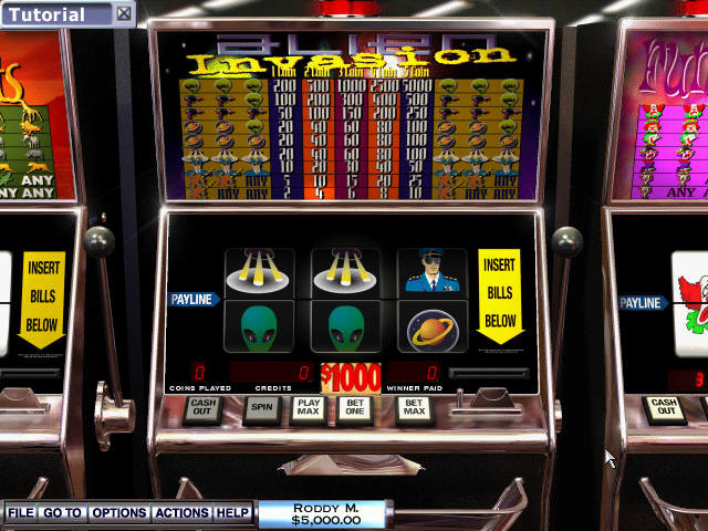 History of online casino games