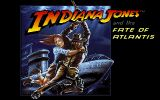 [Indiana Jones and the Fate of Atlantis: The Action Game - скриншот №1]
