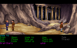 [Indiana Jones and the Last Crusade: The Graphic Adventure - скриншот №24]