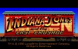 [Indiana Jones and the Last Crusade: The Graphic Adventure - скриншот №1]