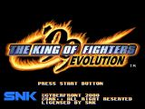 [Скриншот: The King of Fighters '99: Evolution]