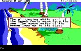 [King's Quest II: Romancing the Throne - скриншот №2]