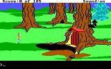 [King's Quest II: Romancing the Throne - скриншот №9]